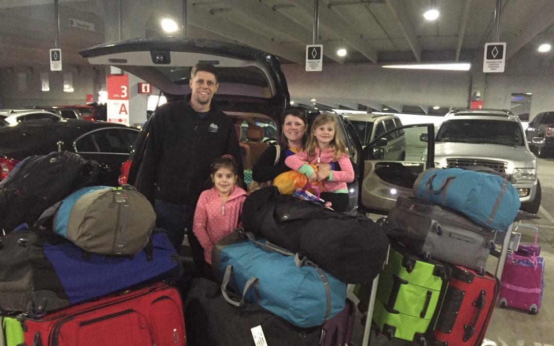 Missionaries Don't Travel Light