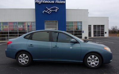 2007 Hyundai Elantra GLS (#1478)