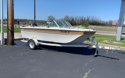 1972 Imperial/115 Hp Mercury Outboard